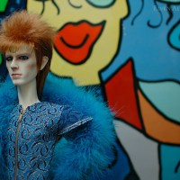 Ziggy Stardust...The Action Figure!!