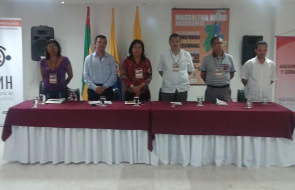 La CCCM participó en encuentro de iniciativas para recuperar la memoria histórica