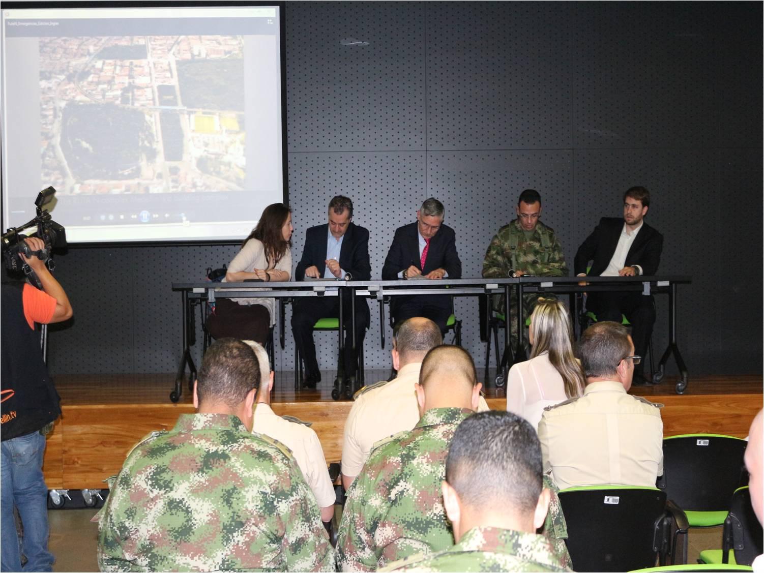 Foto: Séptima División del Ejército Nacional de Colombia