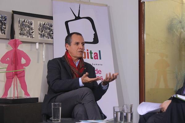 Álvaro Jiménez Millán, director de la CCCM