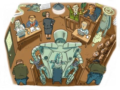 Stop Killer Robots