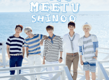 SHINee Boys Meet U [single]
