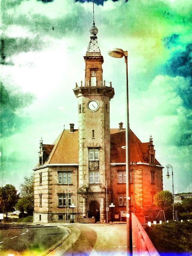 Das Dortmunder Hafenamt