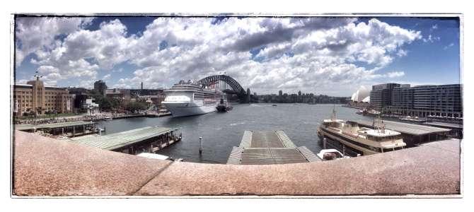 Heimat der Sydney Ferries – der Circular Quay