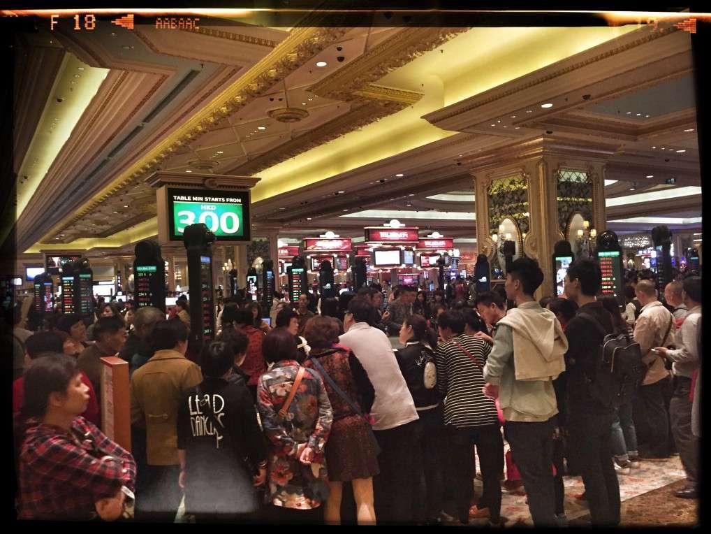 Macau - das chinesische Las Vegas