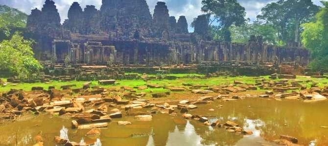 Größte Stadt der Welt – Angkor Wat