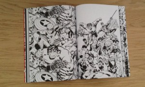 image 6 album marvel coloriage