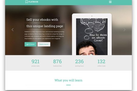 flatbook for selling ebooks