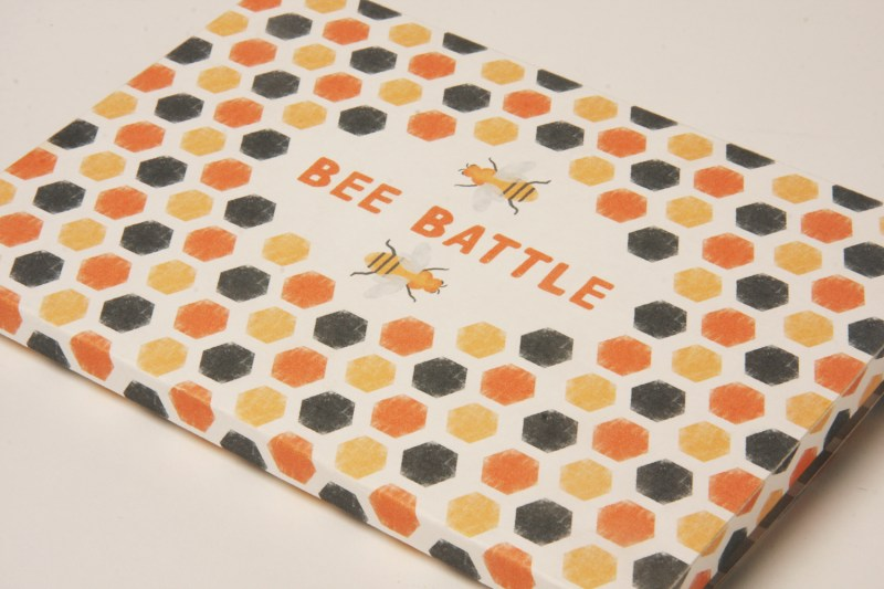 Bee Battle designed by Angela Shi