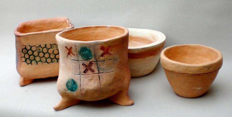 Colour Box Studio MYO Ceramic Vessels Workshop with Carolyn Warren-Langford