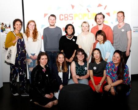 Colour Box Studio Team & Volunteers