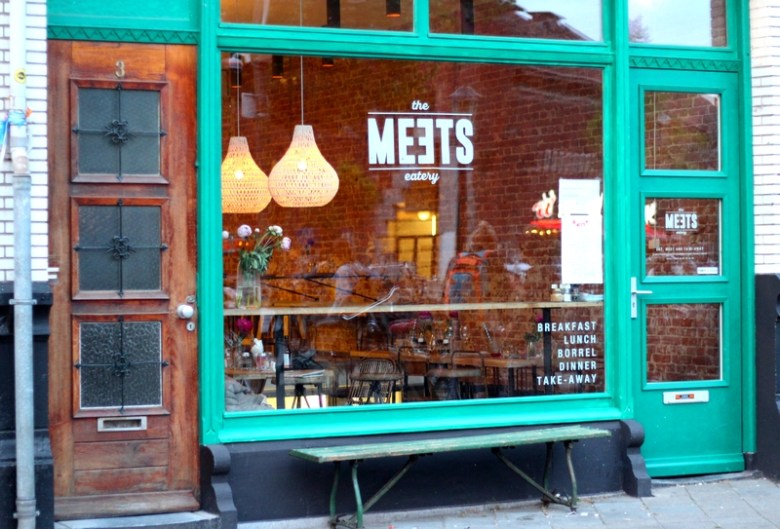 Vegan in Amsterdam hotspot The Meets 2