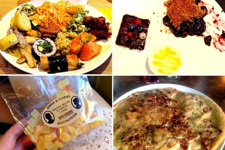 De lekkerste (vegan) dingen die ik at in augustus 4
