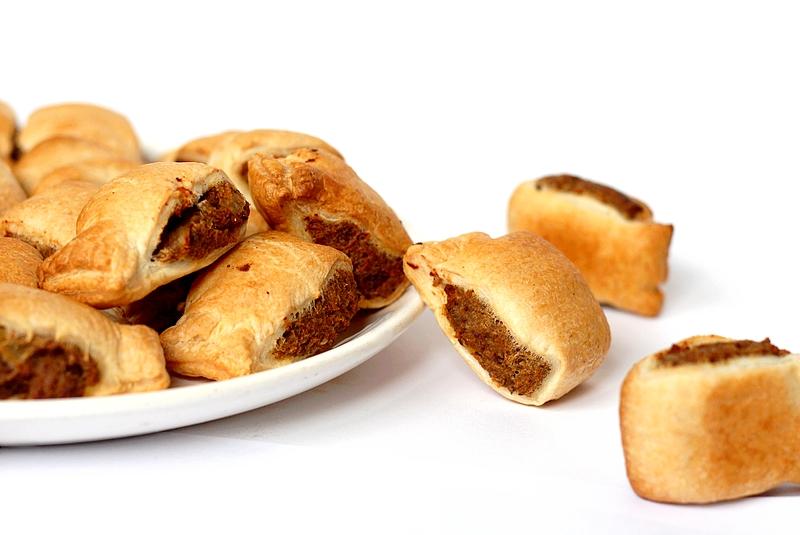 Recept: Vegan saucijzenbroodjes