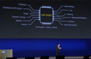 SAP HANA functionality