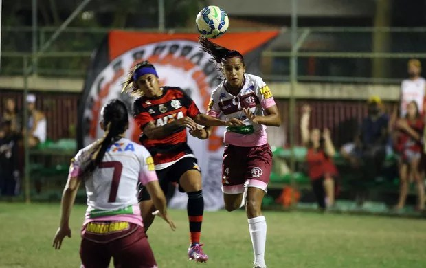 Flamengo vai à final do Brasileiro Feminino de Futebol