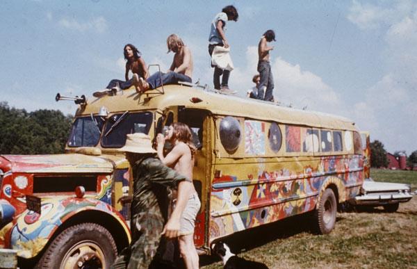 festival de woodstock 1969 o lugar