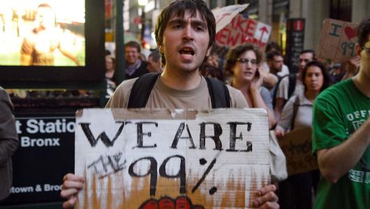 Occupy Wall Street. Foto: Antropologia Simétrica