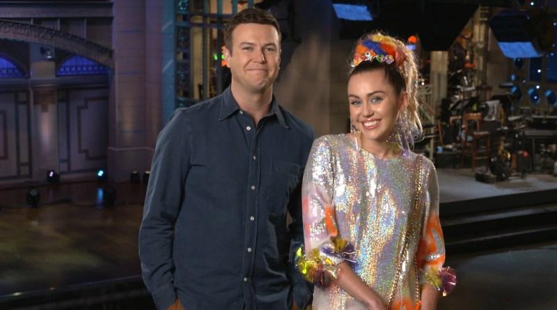 SNL Season 41 Episode 1 Miley Cyrus Parents Review