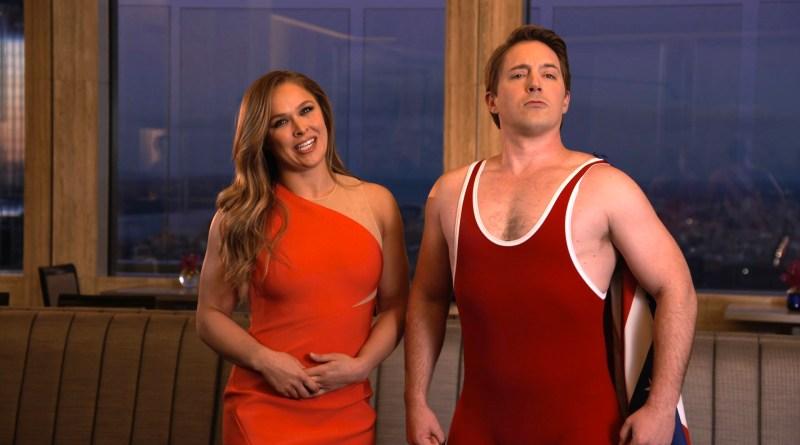 Ronda Rousey on SNL