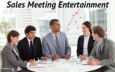 Sales Meeting Entertainment