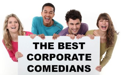 The Best Corporate Comedians