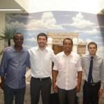 Edson, Bdyone, Juca e Leonardo