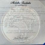 Título Medalha Tiradentes