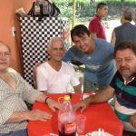 Marcos, Fernando, Sidney e Barquinha