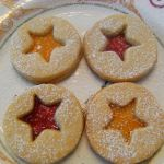 Shortbread Linzer Cookies {Cookie Week}