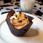 Sweet Surrender: Chocolate Chip Cookie Dough Cupcakes