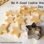 Be A Good Cookie Week, Day 3: German Chocolate Cookies