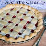 By Popular Demand: My Favorite Cherry Pie
