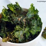A Quickie CSA Recipe: Cheesy Kale Chips