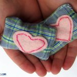 {Feeling Crafty} DIY Reusable Hand Warmers
