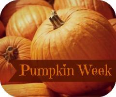 Pumpkin Week Badge