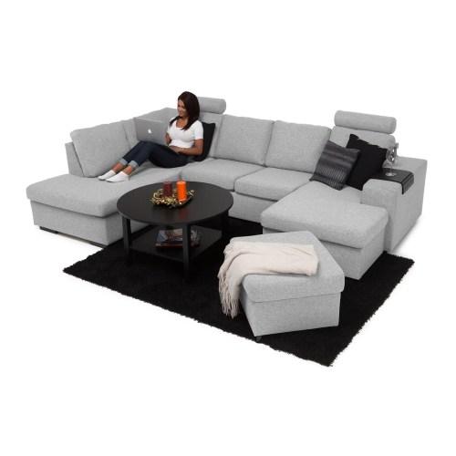 Medium Crop Of U Shaped Couch