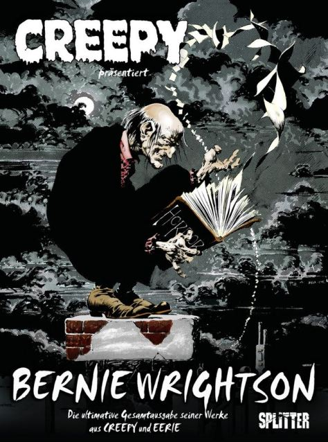 CREEPY PRÄSENTIERT BERNIE WRIGHTSON