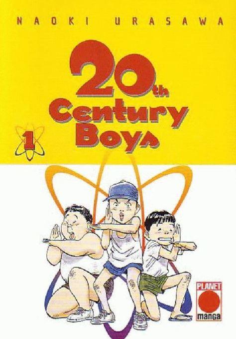 Naoki Urasawa: 20th Century Boys