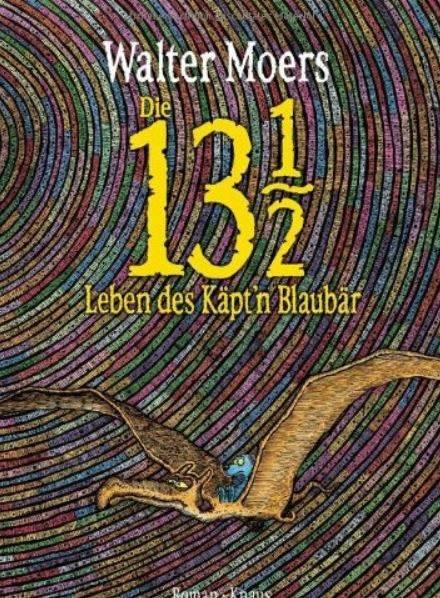 Walter Moers: Die 13 ½ Leben des Käpt'n Blaubär