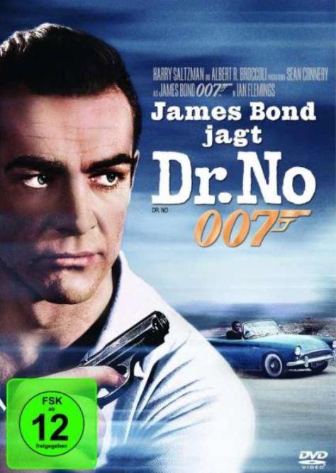 James Bond jagt Dr. No