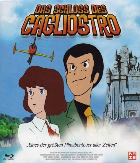 Das Schloss des Cagliostro