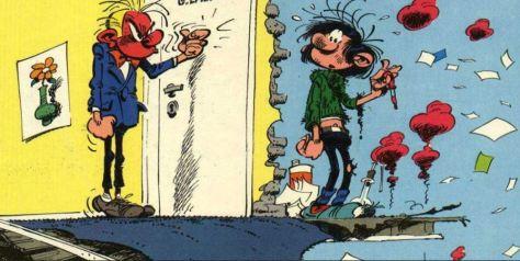 André Franquin: Der ganze Gaston