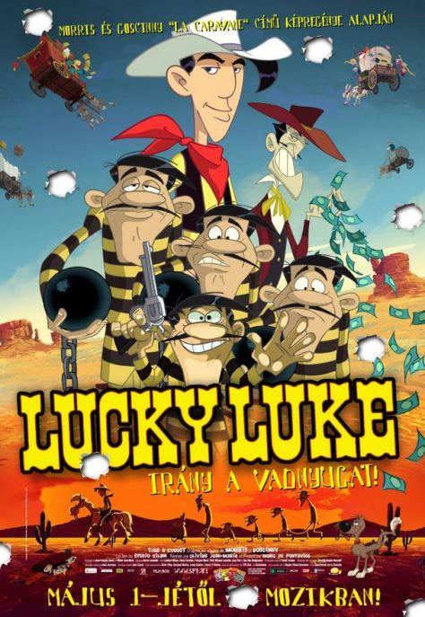 Lucky Luke im Kino