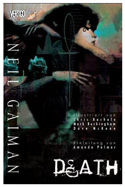 Neil Gaiman: Death
