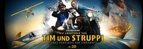 Tim und Struppi im Kino