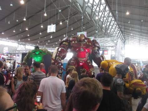 Comic Con Germany 2016 in Stuttgart