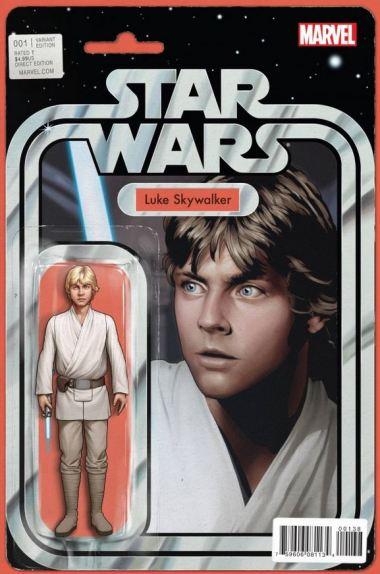 Star Wars – Die Marvel Cover