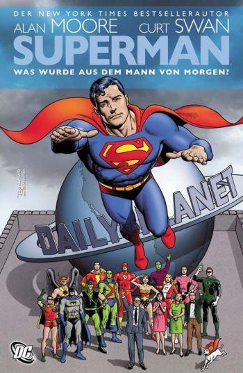 SUPERMAN Was wurde aus dem Mann von Morgen