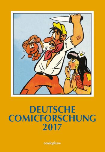 Deutsche Comicforschung 2017